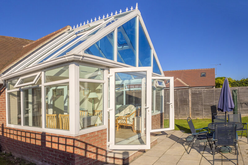 Glass Conservatory in Coventry West Midlands