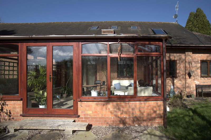 Solid Roof Conservatories in Coventry West Midlands